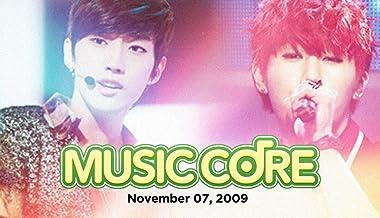 MBC Music Core - 11-07-2009 - Season 1