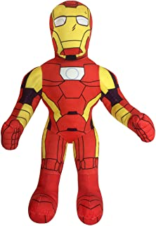 Jay Franco Marvel Super Hero Adventures Toddler Iron Man Plush Stuffed Pillow Buddy..