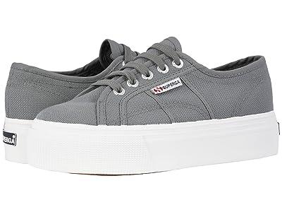Superga 2790 Acotw Platform Sneaker (Grey Sage) Women