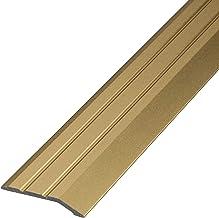 Gedotec Aluminium overgangsprofiel, zelfklevend, eindprofiel, aluminium, bodemlijst, hoogtecompensatie, compensatieprofie...