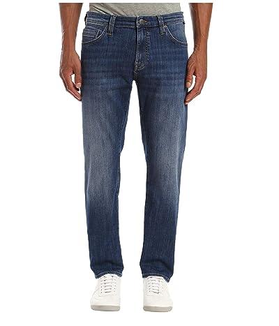 Mavi Jeans Marcus Slim Straight Leg in Deep Portland (Deep Portland) Men