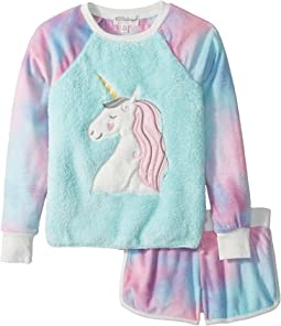 P.J. Salvage Kids - Unicorn Pajama Set (Big Kids)