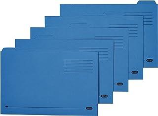 Elba Fichier à intercalaires Recyclé 290gm Papier ministre Bleu Ref 20613 [Lot de 100]
