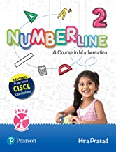 Number Line (Maths) | ICSE Class Second| Revised First Edition as per latest CISCE curriculum | By Pearson