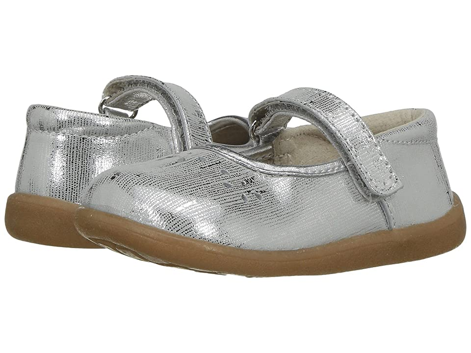 See Kai Run Kids Ginger III (Toddler) (Silver) Girl