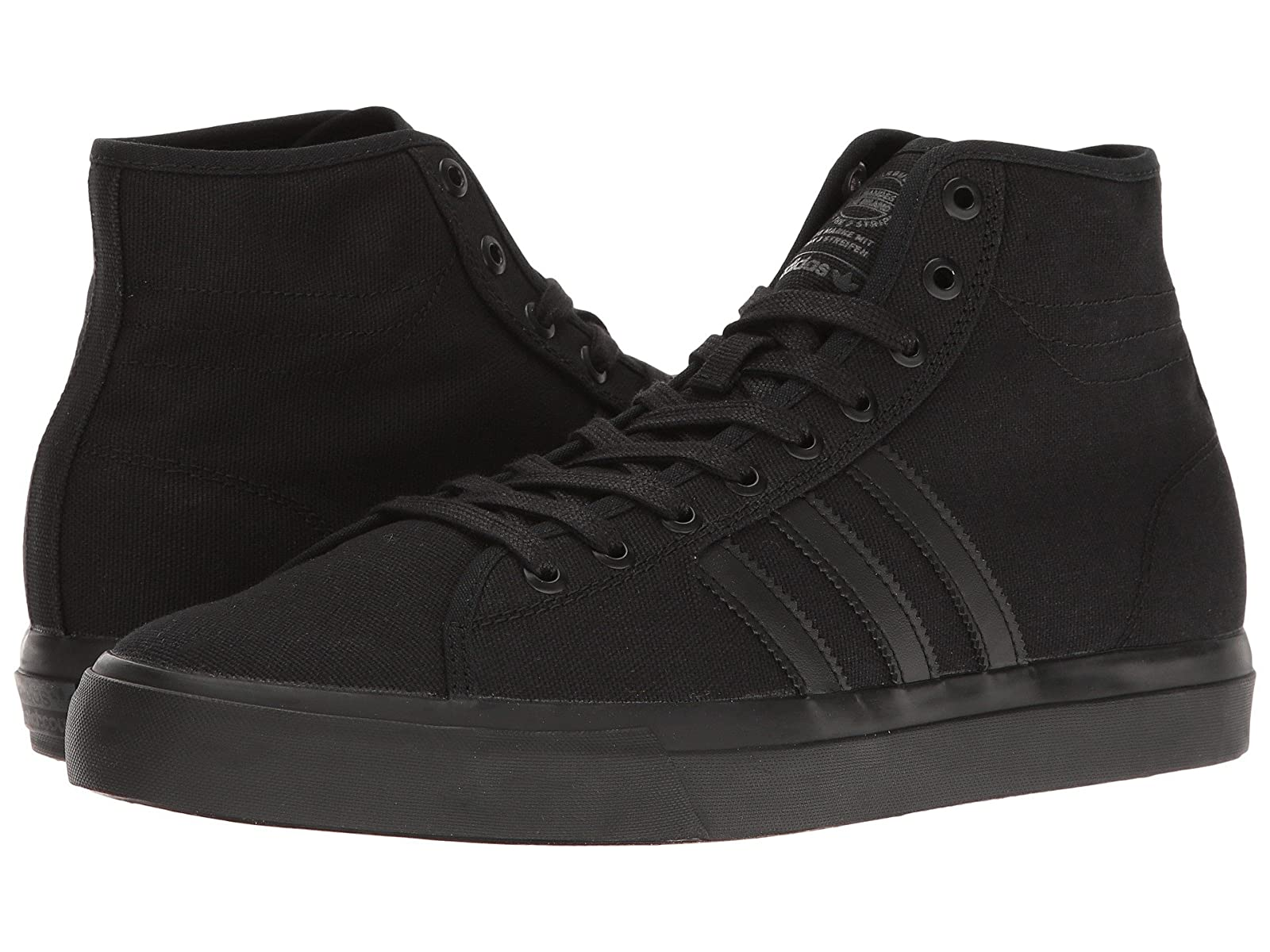 adidas Skateboarding Matchcourt High RXStylish and characteristic shoes