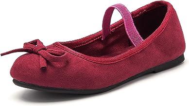 Amazon.com: Burgundy Toddler Shoes