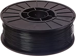 MakerBot ABS Filament, 1.75 mm Diameter, 1 kg Spool, Black