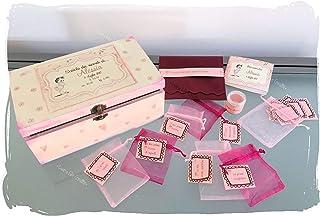 Scatola dei ricordi - Idea regalo per nascita o battesimo - Scatola in legno personalizzata