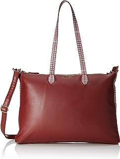 Lavie Kelimutu Women's Messenger Bag (Maroon) (Numbers 1)