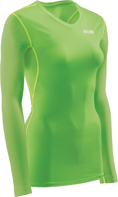CEP - WINGTECH Shirt Long Sleeve für Damen     Sportshirt für ideale Haltung