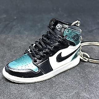 Air Jordan I 1 High Retro All Star Chameleon OG Sneakers Shoes 3D Keychain Figure