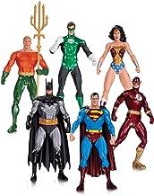 DC Collectibles Alex Ross Justice League Action Figure (6 Pack)