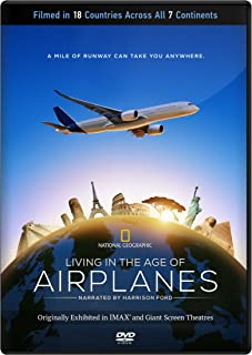 Living in the Age of Airplanes [DVD]