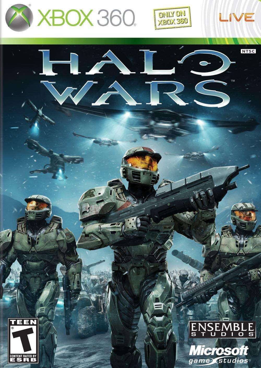 Halo Wars (Xbox 360) [Importado de Inglaterra]: Amazon.es: Videojuegos
