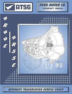 ATSG 4R44E/4R55E Ford Manual de reparo de transmissão automática (transmissão 4R44E - Kit de câmbio 4R44E - 4R44E-5R55E-zi...