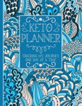Keto Planner: Tracking My Journey One Day At A Time