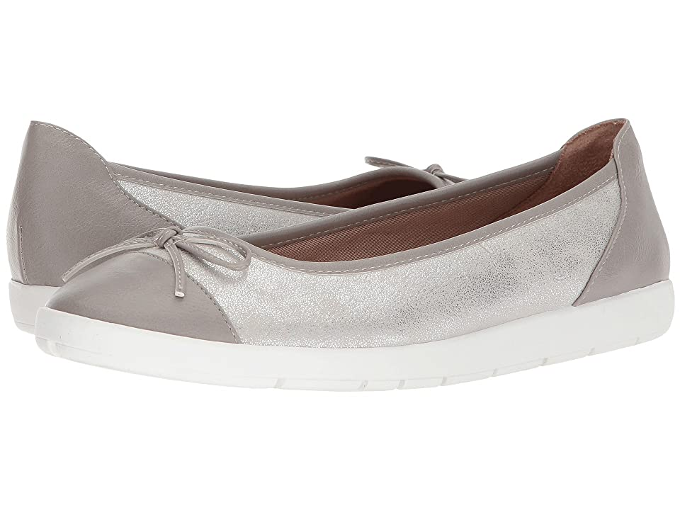 LifeStride Haylee (Silver/Grey) Women