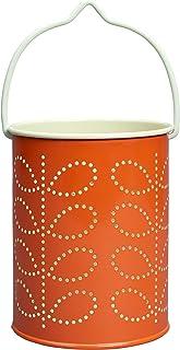 Orla Kiely Linear Stem Teelicht Laterne – Persimmon