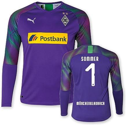 Federtasche BMG Borussia M/önchengladbach Schuletui gef/üllt Plus Lesezeichen I Love M/önchengladbach Federmappe Etui
