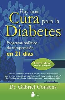 Hay una cura para la diabetes: Programación de recuperació