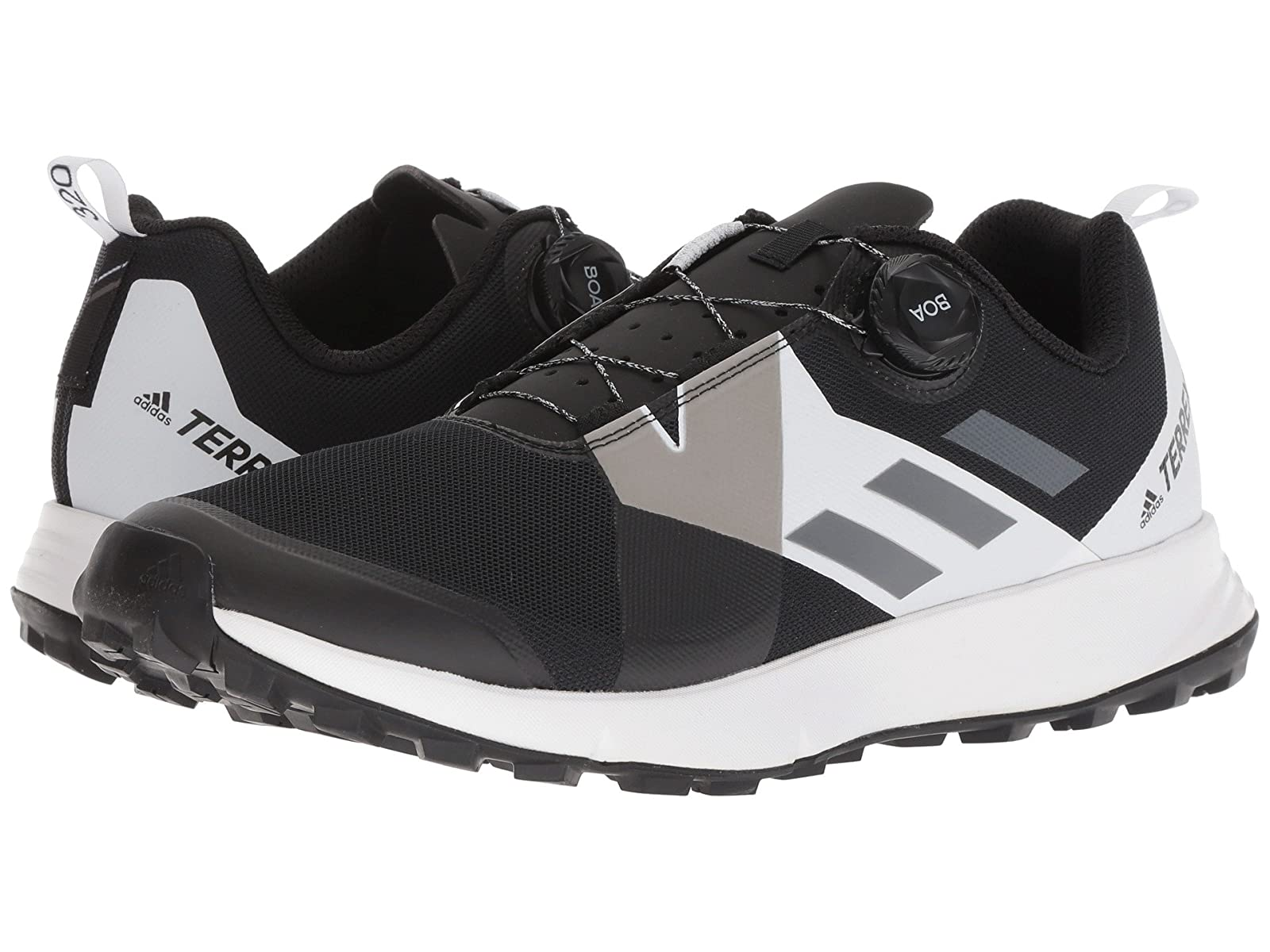 adidas Outdoor Terrex Two BOA®Atmospheric grades have affordable shoes