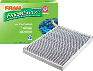 FRAM FCF8804A Fresh Breeze Cabin Air Filter with Arm & Hammer