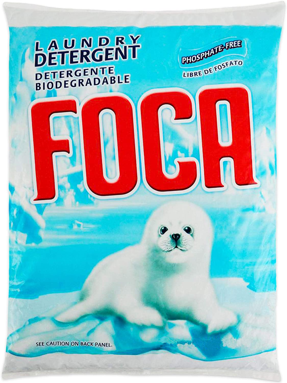 Foca Latest item Laundry Detergent 4 Max 84% OFF Lb Bag