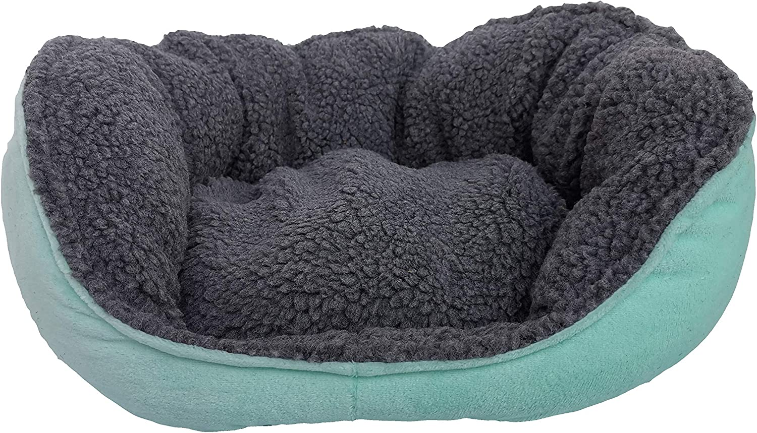 PAWSINSIDE Warm Fleece Cuddle Bed for Pigs Super intense SALE Animals Guinea Special price Small