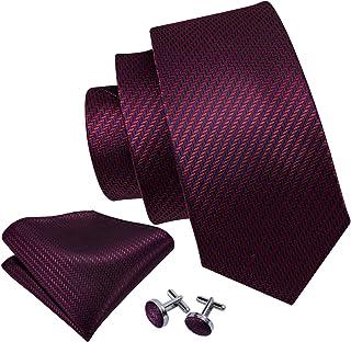 mosaic art Shower Curtain MenS Tie Business Dress Wedding Tie Silk Jacquard Classic Necktie Set Ei3230-49
