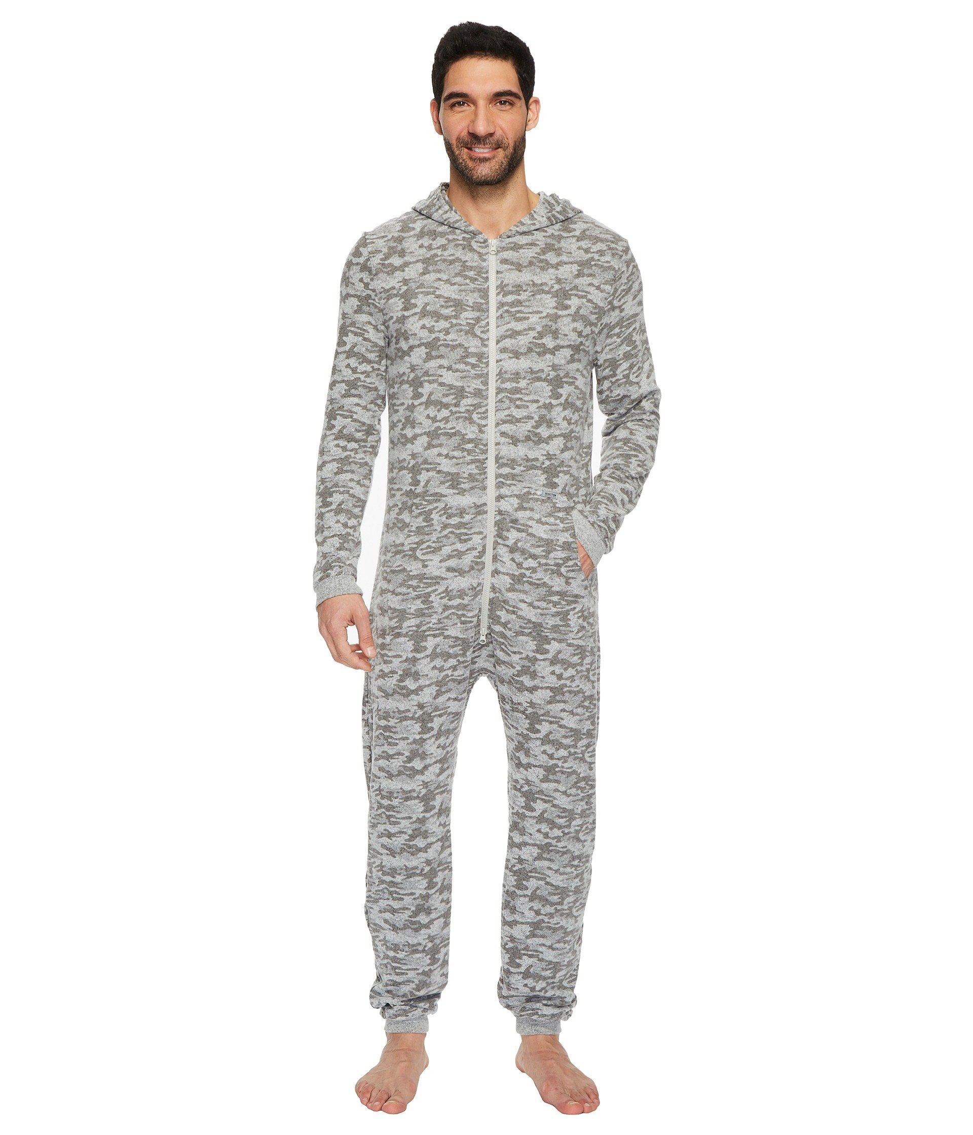 Pijama para Hombre Kenneth Cole Reaction Cozy One-Piece  + Kenneth Cole Reaction en VeoyCompro.net