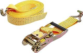 Kraftmann 3494 Spännband, 8 m x 50 mm, Orange