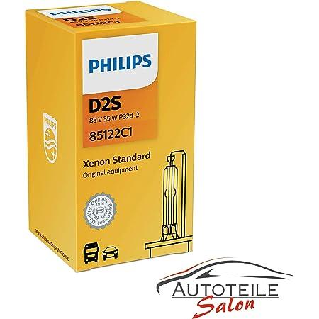 Philips Xenon Brenner D2s 85122c1 85v 35w Neu Auto