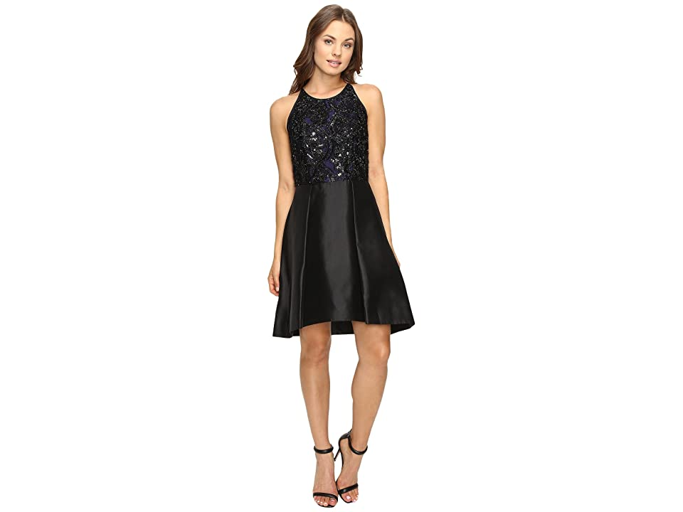 Taylor Party Dress (Indigo/Black) Women