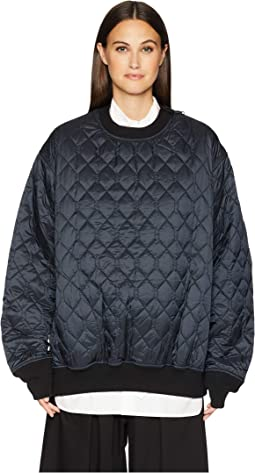 Unisex Quilted Sweater