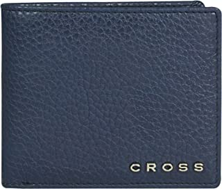 Cross Navy Men's Wallet (AC808545_1-2)