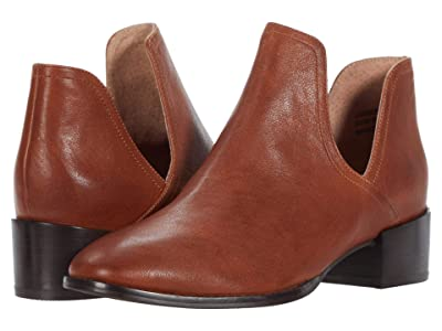 Seychelles At The Gate (Brown Leather) Women