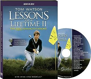 Tom Watson Lessons of a Lifetime II Golf Training DVD (1-DISC)