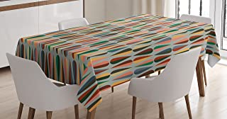 Best mid century modern tablecloth Reviews