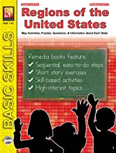 Regions of the United States | Reproducible Activity Book