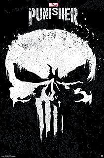Trends International Marvel Comics TV - The Punisher - Show Logo Wall Poster, 22.375