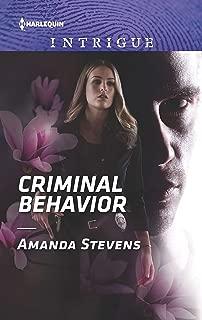 Criminal Behavior: A Thrilling FBI Romance (Twilight's Children Book 1)