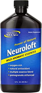 North American Herb and Spice, Neuroloft Essence, 12-Ounce