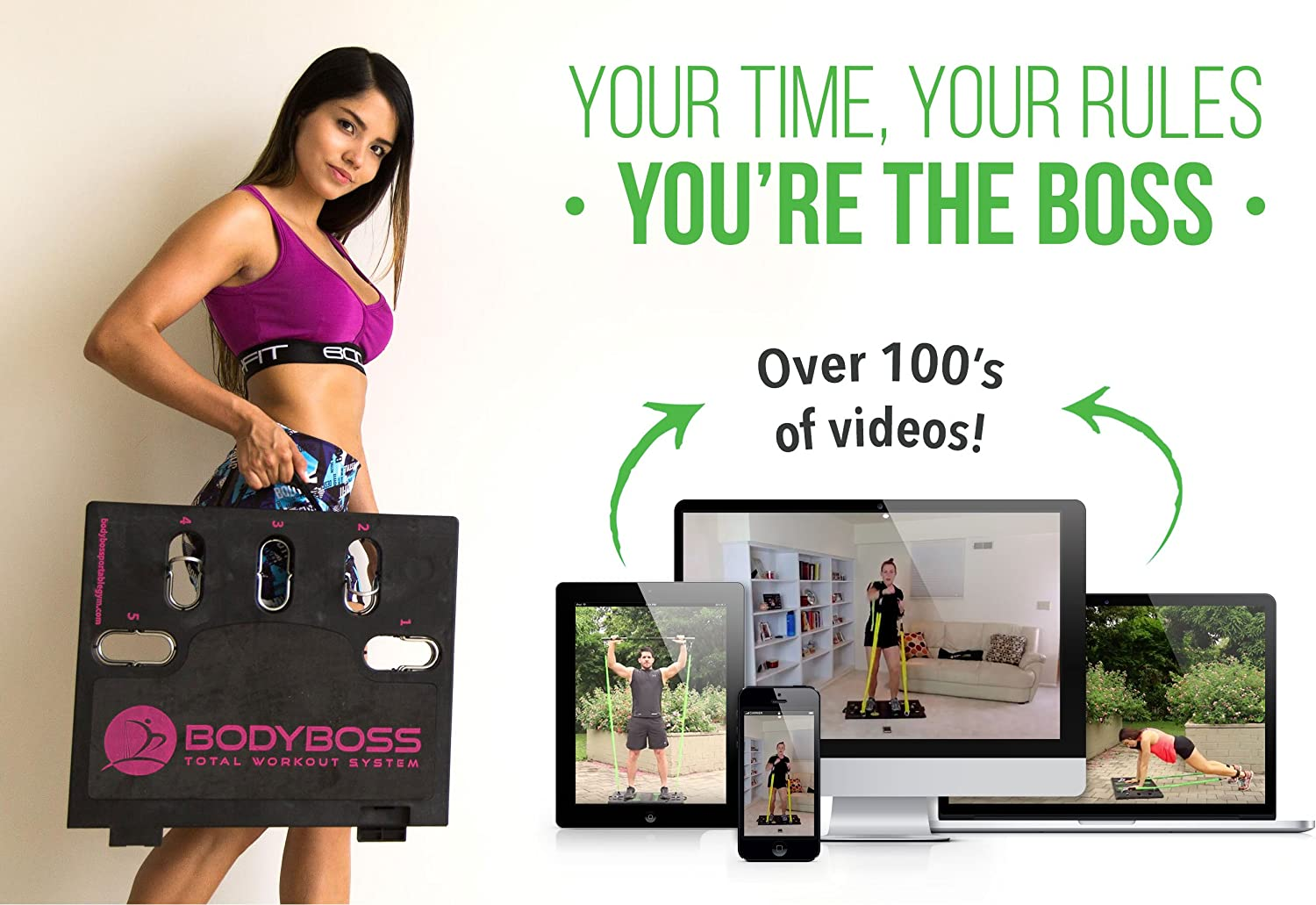 what is the best home gym brand BodyBoss Home Gym