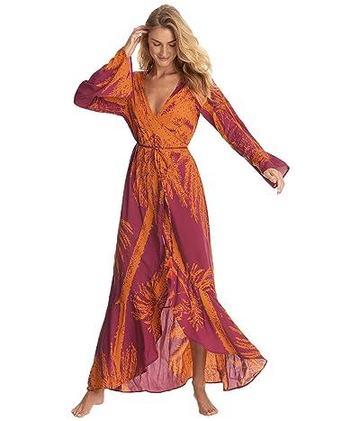 Maaji Maagic Wand Dress Cover-Up (Red) Women