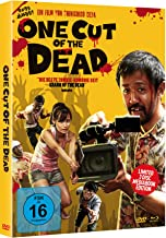 One Cut of the Dead - 3 Disc Limited Mediabook Edition (+ DVD) (+ Bonus-DVD) [Alemania] [Blu-ray]