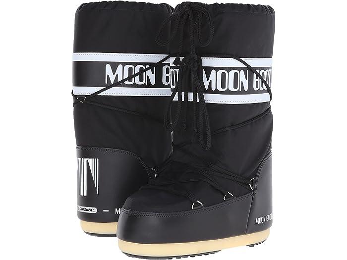MOON BOOT Moon Boot® Nylon | Zappos.com