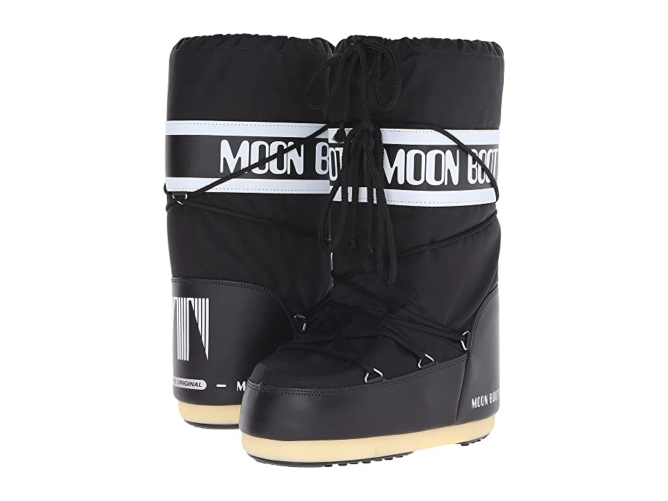 Tecnica Moon Boot(r) (Black) Cold Weather Boots