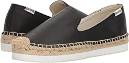 Soludos - Platform Mix Sole Smoking Slipper