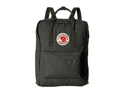 Fjallraven Kanken (Forest Green) Backpack Bags